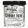 Ampro Style Clear Ice Protein Styling Gel 15 oz