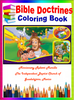 Bible Doctrines Coloring Book (26 Pages with Memory Verse)