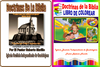 Bible Doctrines Book With Coloring Book (Spanish) Doctrinas de la Biblia Con Libro de Colorear