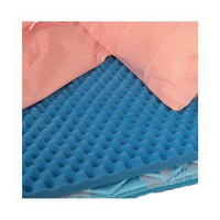 "Convoluted Hospital Size Bed Pad (33""X72"" X 4"")  647940-Each"