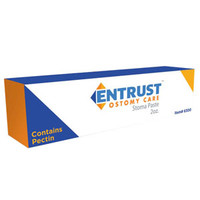 Entrust Ostomy No Sting Pectin-Based Paste 2 oz. Tube  656301-Each