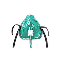 Pediatric Trach Mask without Tubing  921076-Each