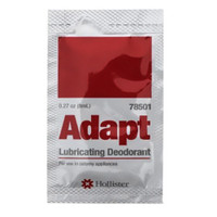 Adapt Lubricating Deodorant Sachet Packets, 1/4 oz.  5078501-Box