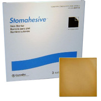 "Stomahesive Skin Barrier, 8"" x 8""  5121715-Box"