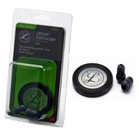 3M Littmann Stethoscope Spare Parts Kit, Master Cardiology, Black  8840011-Each