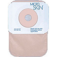"1-Piece Closed Pouch with Microskin for 1"" Stoma  9385425-Box"