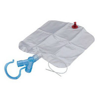 AirLife Trach Drain Container with Y Site, 2 L  55001562-Each