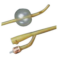 BARDEX 4-Wing Malecot Catheter 14 Fr  57086014-Each