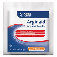 Arginaid Arginine-intensive Orange Flavor Powdered Mix 9.2g Packet  85359830-Case