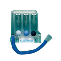 Volydyne 2500 Breathing Exerciser  92719025-Case