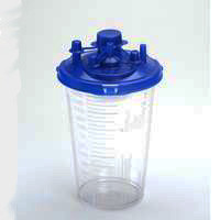 Canister 1200cc with locking lid  5565651212-Each