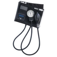 Adult LEGACY Aneroid Sphygmomanometers with Black Nylon Cuff  6601110026-Each