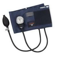 Adult PRECISION Aneroid Sphygmomanometers with Blue Nylon Cuff  6609141011-Each