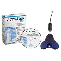 Accu-Chek 360 USB Cable  595062128001-Each