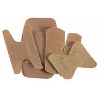 "Cardinal Health Fabric Extra Large Adhesive Bandage, 2"" x 4""  55CBDF24XL-Box"