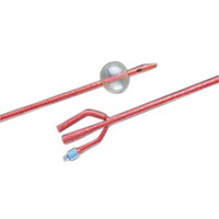 BARDEX Infection Control 2-Way 100% Silicone Foley Catheter 14 Fr 5 cc Coude  570170SI14-Case