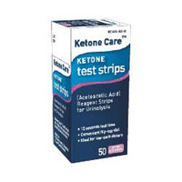 Ketone Care Blood Glucose Test Strip  67B3H0181-Box