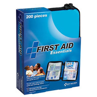 All Purpose First Aid Kit, Softsided, 200 Pieces - Medium  86FAO432-Each