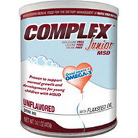 Complex Junior MSD Drink Mix 400g Can  AD5910-Each