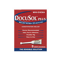 Docusol Plus Mini Enema  AG17433988305-Case