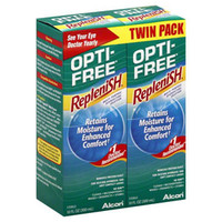 Alcon Opti Free Replenish 2 x 10 oz. Twin Pack  ALC0065035721-Each