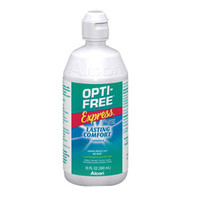 Opti-Free Express No-Rub Cleansing Contact Solution, 10 oz.  ALC0065314510-Each