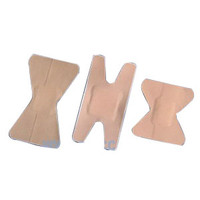 "Coverlet Knuckle Adhesive Bandage 1-1/2"" x 3""  BI01390-Box"