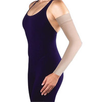 Bella Strong Arm Sleeve with Silicone Band, 30-40, Size 8, Long, Natural  BI102438-Each