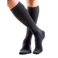 ActiveWear Knee-High, 15-20 mmHg, X-Large, Full Calf, Closed, Cool Black  BI110532-Each