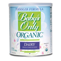 Baby's Only Organic Dairy Toddler Formula,12.7 oz.