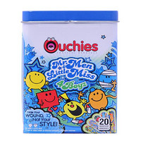 Ouchies Mr. Men and Little Miss 4 Boyz Bandages  20 ct