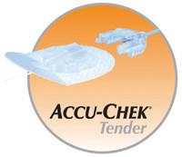 "AccuChek Tender I 24"" 17 mm Infusion Set"
