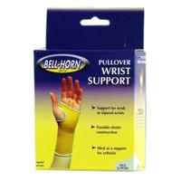 "BellHorn Elastic Pullover Wrist Support, Medium 61/2""  71/2'' Wrist Circumference, Beige"