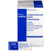Surgilube Surgical Lubricant 2 oz. Tube