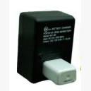 Battery ReCharger Kit, 9 Volt (2 Batteries, 1 Recharger)