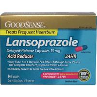 Lansoprazole Capsule, 15 mg (14 Count)