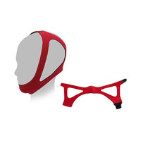 Ruby Style Adjustable Chinstrap