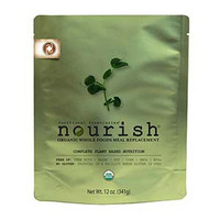 Nourish Organic Whole Food Meal Replacement 12 oz, GlutenFree