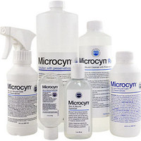 Microcyn Skin and Wound Care with Preservatives, 250 mL