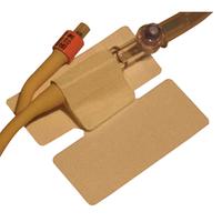 MultiPurpose Adhesive Tube Holder with Quick Release NonSlip Velcro Tab Locking System