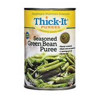 ThickIt Seasoned Green Beans Puree 15 oz. Can