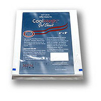 "CoolMagic Hydrogel Sheet Dressing 6"" x 8"""