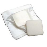 "Adhesive Bordered Foam Dressing 4"" x 4"""