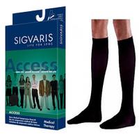 Access, 3040, Calf, Medium, Long, Mens Clsd,Black
