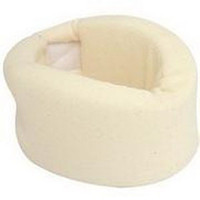 """Cervical Collar, Soft, Small, 8""""12"""", Natural"""