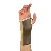 "Beige, Rt, Lg (3 1/2""4"") Elastic Wrist Brace,Stay"