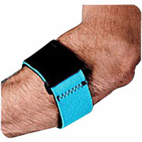 "Blue, Un (7""15"") Neoprene Tennis Elbow Strap"
