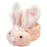 BooBunnie Comfort Toy, Dot Pink