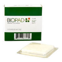 "Biopad Collagen Dressing 2"" x 2"""