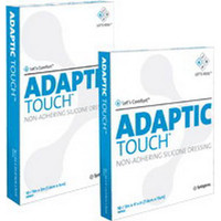 "ADAPTIC Touch Non-Adhering Silicone Dressing 3"" x 2""  53500501-Pack(age)"